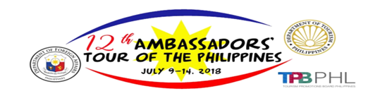 12th Amba Tour logo